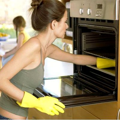 fe-mail.gr :: Σπίτι - Διακόσμηση : Πώς να καθαρίσετε το φούρνο σας χωρίς χημικά