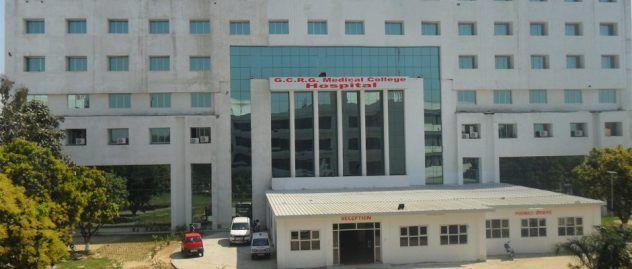 GCRG Medical College Lucknow: Courses, Fees, Cutoff