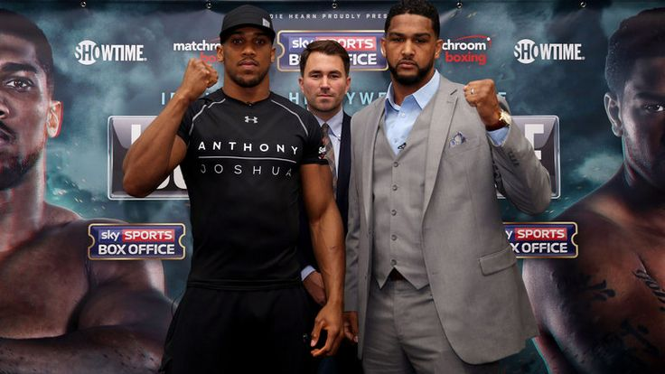 Check out Potshot Boxing's (PSB) latest boxing poll regarding the upcoming Anthony Joshua vs. Dominic Breazeale IBF heavyweight title fight! http://www.potshotboxing.com/will-anthony-joshua-get-past-dominic-breazeale/
