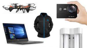 ET Deals Roundup: Laptop 4K Camera Amazon Echo Bargains