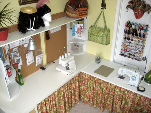 Design A Sewing Room