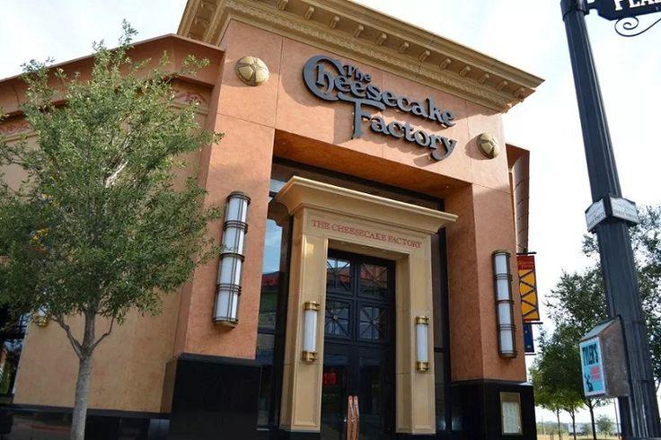 Restaurante Cheesecake Factory em Miami e Orlando #viagem #miami #orlando
