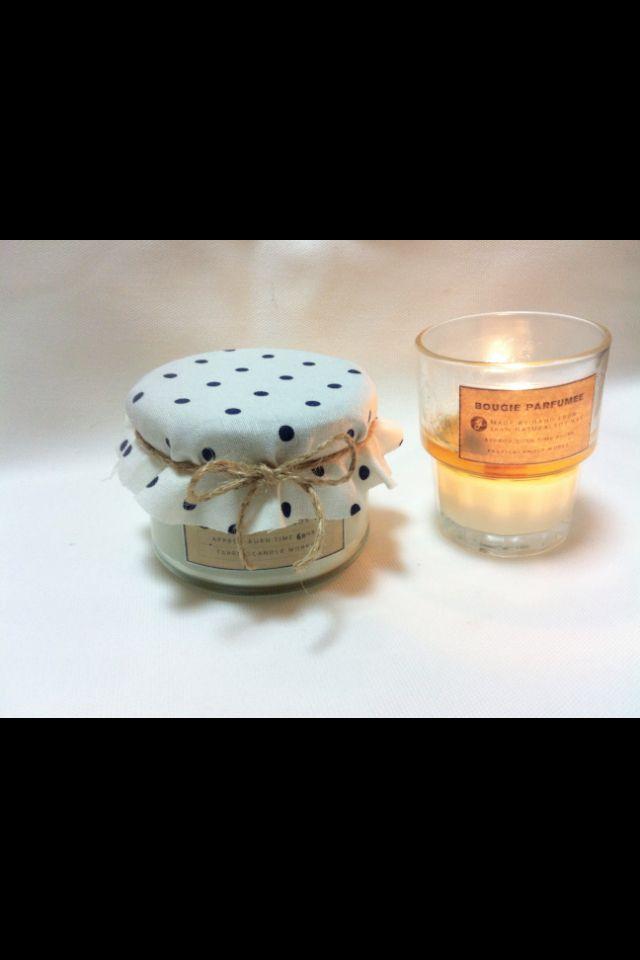 handmade soy candle    http://blog.naver.com/jjun02026