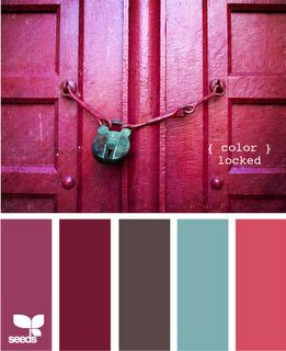 CREATIVEGIRL BLOG :: DESIGN INSPIRATION :: PORTLAND, OREGON: Design Seeds, Color Inspiration