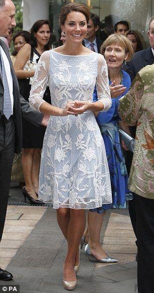 #dress #vestido #festa #branco #bordado