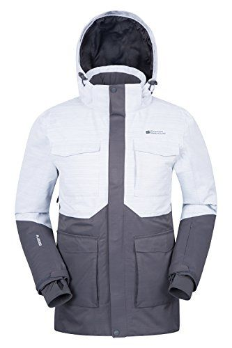 Mountain Warehouse Luna Mens Ski Jacket Grey Medium No description (Barcode EAN = 5052776467285). http://www.comparestoreprices.co.uk/december-2016-6/mountain-warehouse-luna-mens-ski-jacket-grey-medium.asp