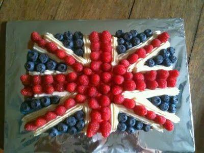 De Lekkerste Taarten van Engbers: Union Jack taart