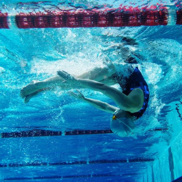 Kick It Up a Notch - How to Swim - Tips from Top Coaches - Shape Magazine