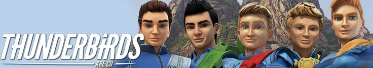 Thunderbirds Are Go S01E15 Relic iNTERNAL 720p HDTV x264-RDVAS