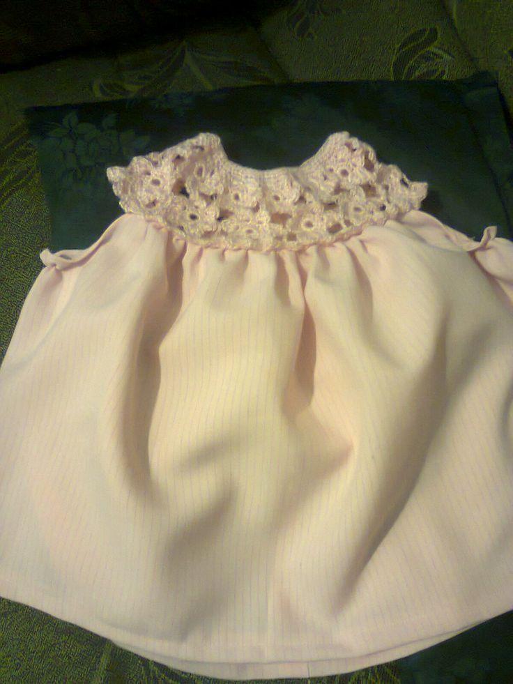 vestido para Luciana