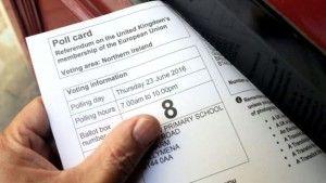 Hari ini Inggris memulai Referendum ketiga