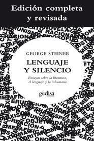 Descarga: George Steiner - Lenguaje y silencio