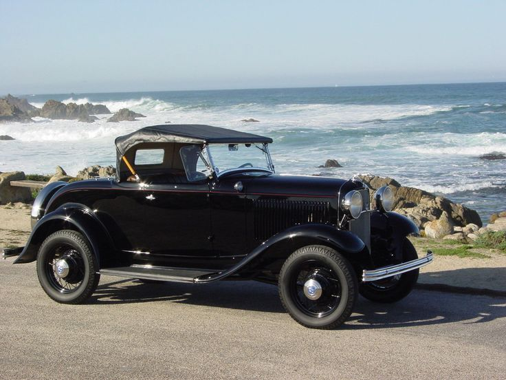 1932 Ford Roadster & 1238 best 1930s American Rides images on Pinterest | Vintage cars ... markmcfarlin.com