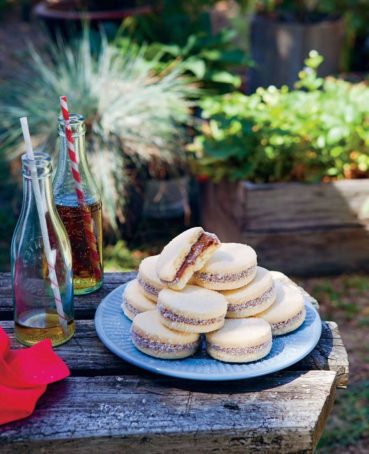 Alfajores by Rachael Lane from South American Grill | Cooked