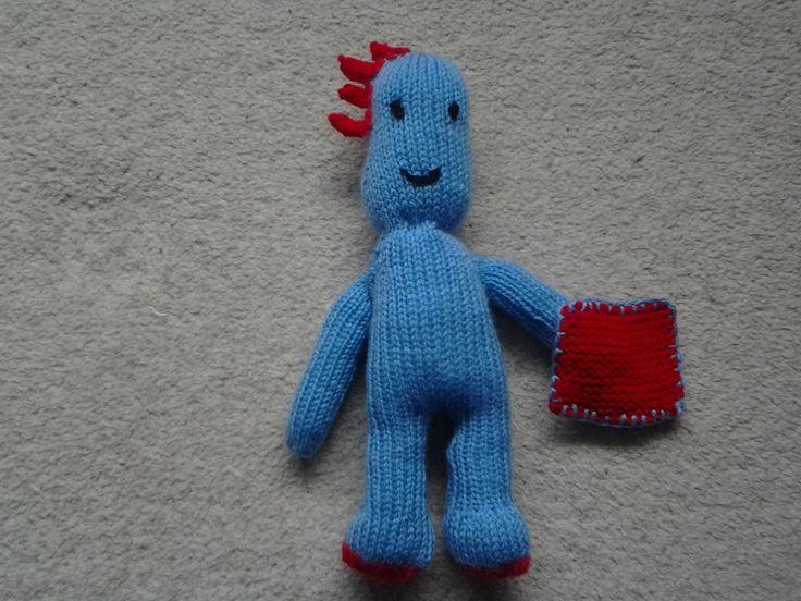 Iggle Piggle Knitting Pattern