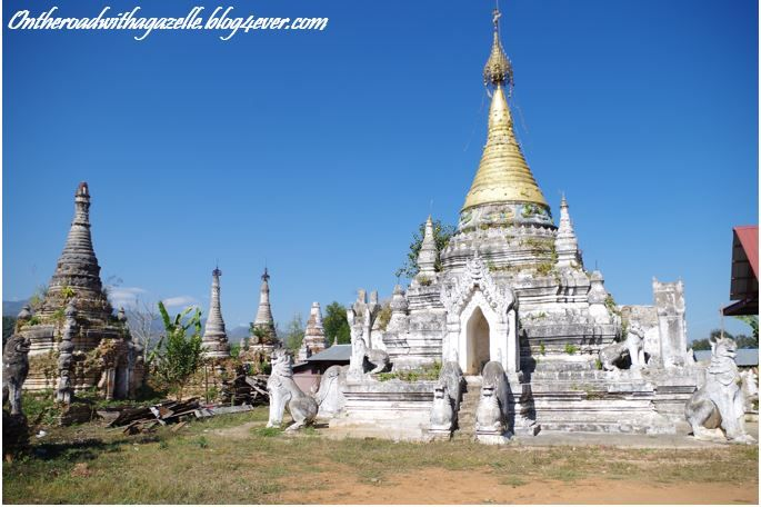 Little Bagan - Hsipaw