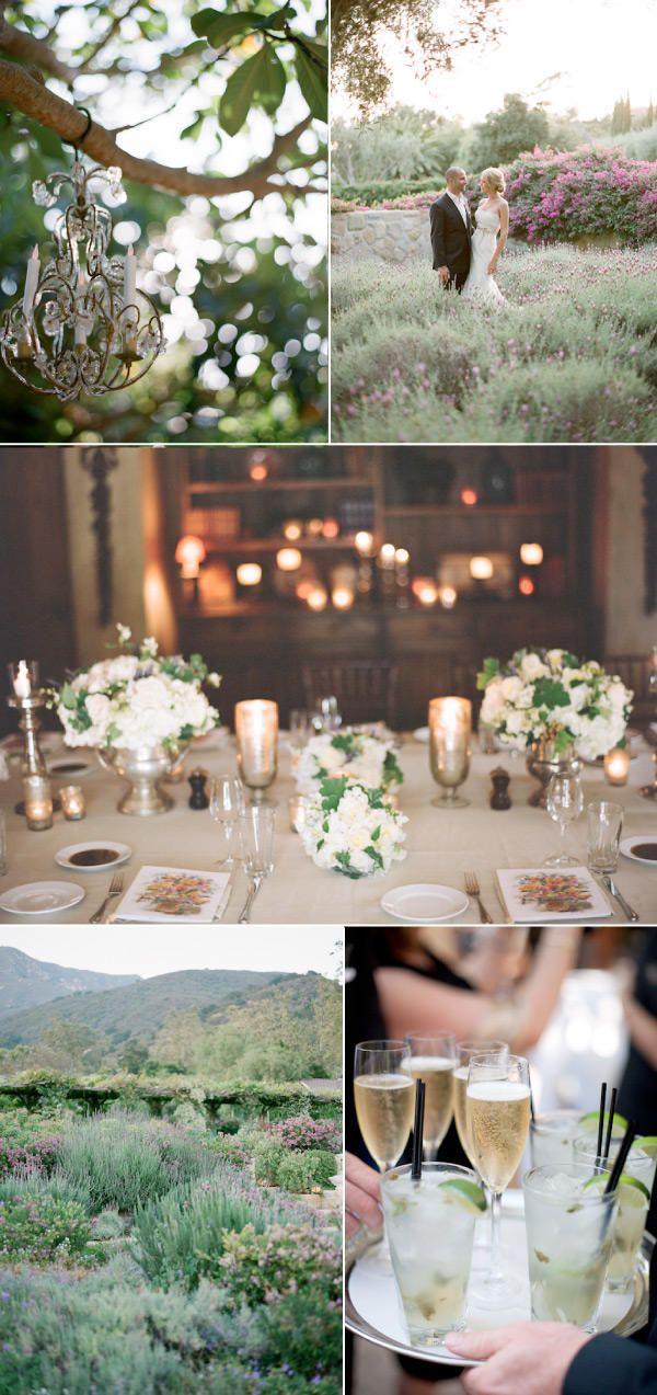 Santa Barbara Wedding by Michael Anna