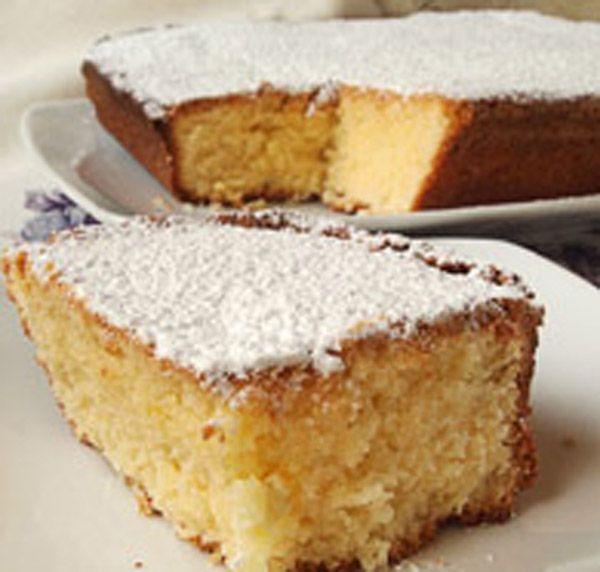 Εύκολο κέικ που γίνεται και βασιλόπιτα