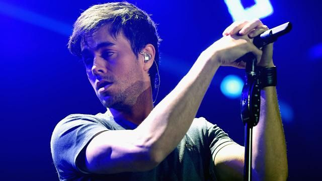 Enrique Iglesias Arrested in Florida for Driving With a Suspended License