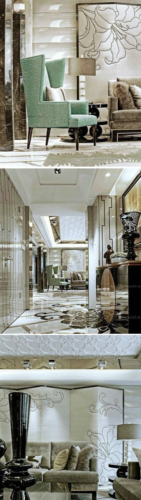 The Luxury Penthouse At China Luxurious Interior Design