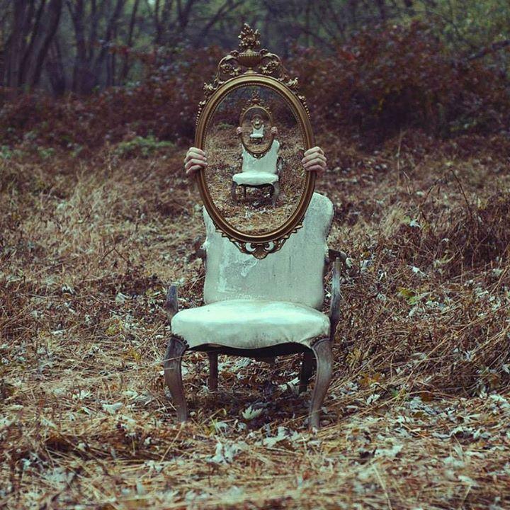 Καθρέφτη, καθρεφτάκι μου...