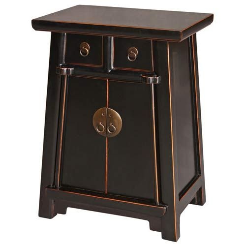 I love Asian inspired furniture.