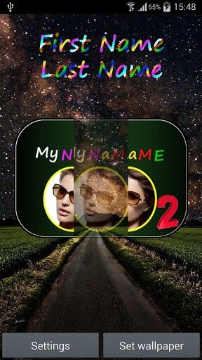 My Name Live Wallpaper - Android Apps on Google Play