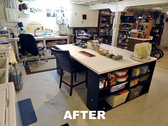 281 Best Craft Rooms Images On Pinterest | Craft Space, Craft Rooms And  Storage Ideas