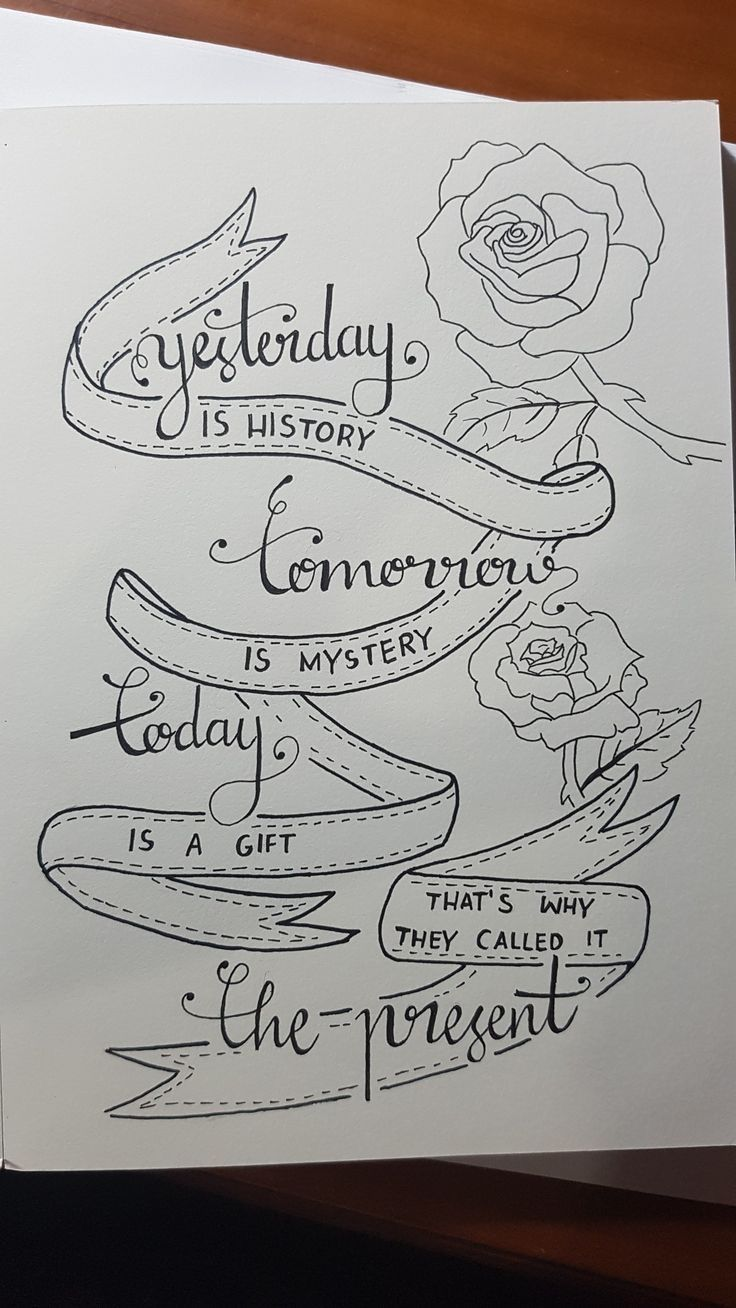 Pencil Drawing Quotes