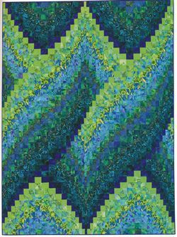 FREE BARGELLO QUILT PATTERNS | Lena Patterns
