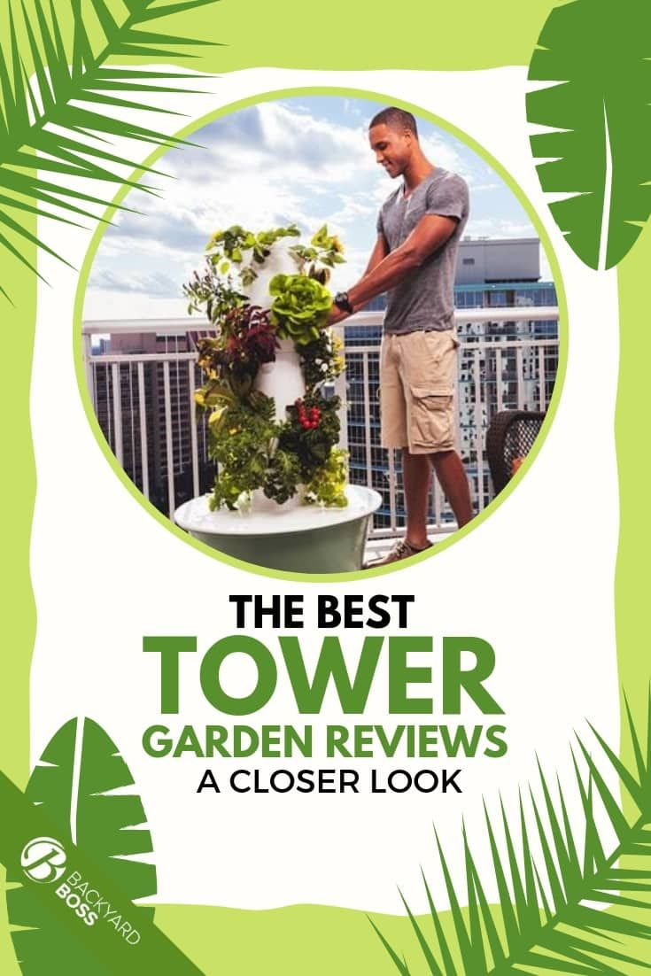 The Top Reviews On The Best Tower Gardens With Images Tower