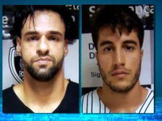 BLOG DO MAGO 25 HORAS: Atletas de JP suspeitos de tráfico são soltos e ne...