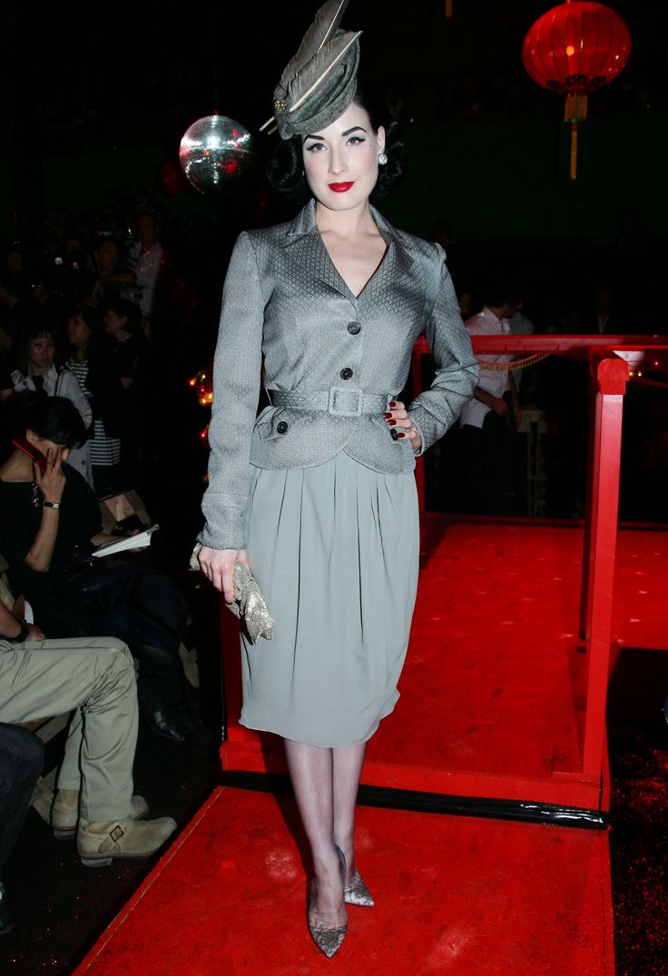 475 best Dita Von In Love Teese images on Pinterest | Style icons ...