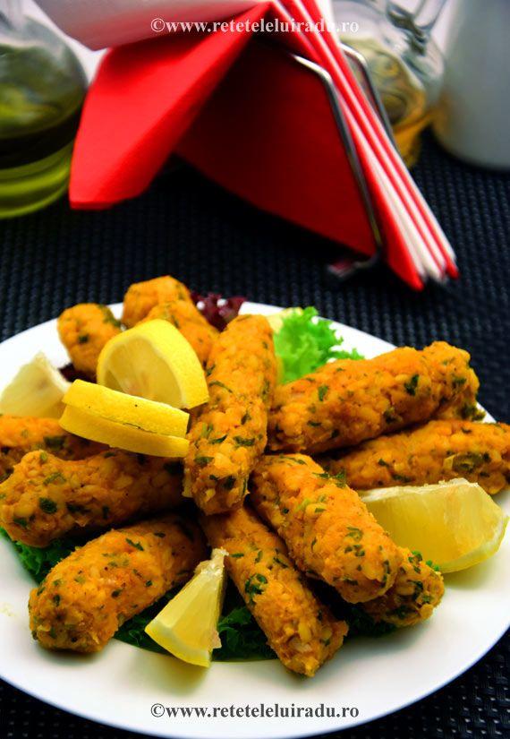 Chiftele de linte si bulgur - turcesti