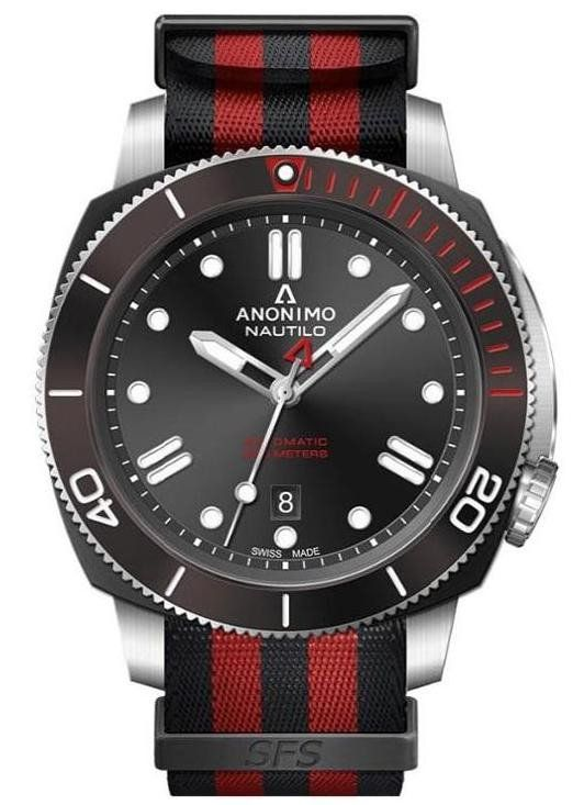 Anonimo Watch Nautilo Sailing Limited Edition #add-content #bezel-unidirectional #bracelet-strap-rubber #brand-anonimo #case-depth-12-45mm #case-material-steel #case-width-44-4mm #date-yes #delivery-timescale-1-2-weeks #dial-colour-black #gender-mens #limited-edition-yes #luxury #movement-automatic #new-product-yes #official-stockist-for-anonimo-watches #packaging-anonimo-watch-packaging #style-dress #subcat-nautilo #supplier-model-no-am-1002-01-001-a11…