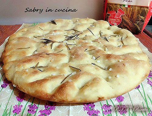 Pizza bianca | Ricetta