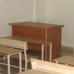 We offer tables for teachers that are of different lengths and breadth. The teacher desk manufactured by us are sturdy and visually appealing. To Know More : http://www.dboffice.in/educational-furniture.php#teacher-desk