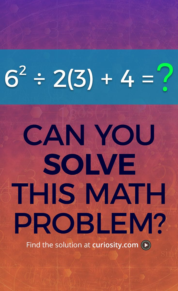 how do i do this math problem In the cognitive part of this multi-strategy intervention, the student learns an  explicit series of steps to analyze and solve a math problem those steps include.