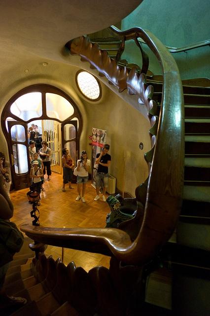 Casa Batlló by Børre Ludvigsen