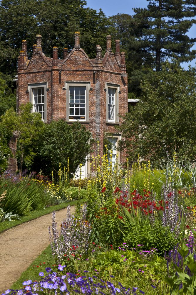 The Pavilion in the garden at Melford Hall, Suffolk | National Trust