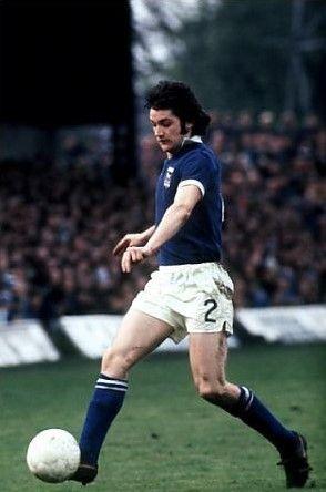 George Burley Ipswich Town 1975