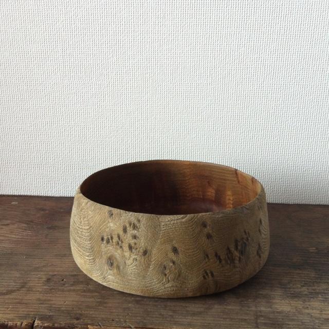 Ernst Gamperl wood bowl