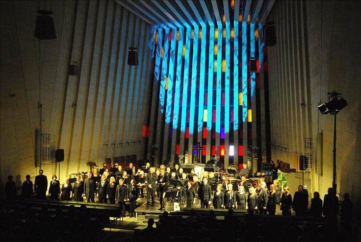 Korpset skal sammen med Øyvind «Elg» Elgenes delta på jubileumskonserten i Kirkelandet Kirke 21. mai.