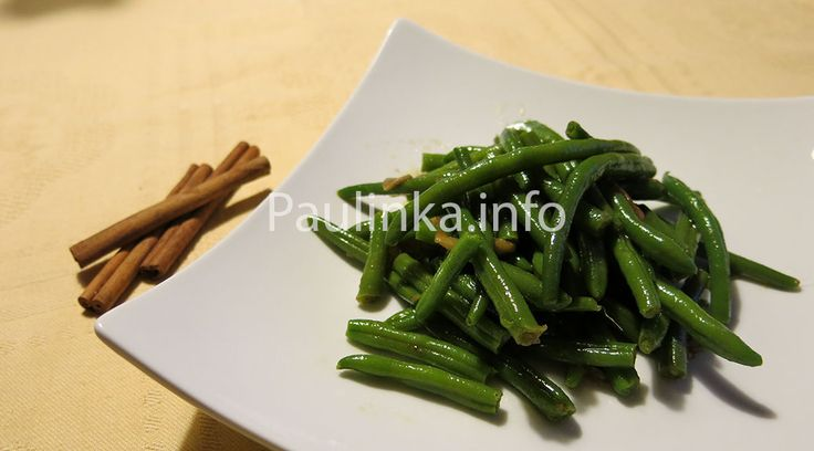 Green #Beans in a different way #recipe - #Slovak cuisine - #Slovakia
