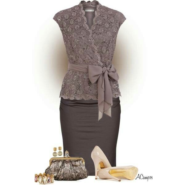 Wear this as a guest to a wedding...very nice.