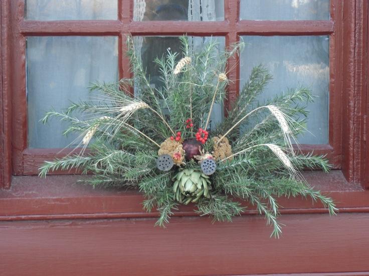 Yankee Candle Christmas Wreath