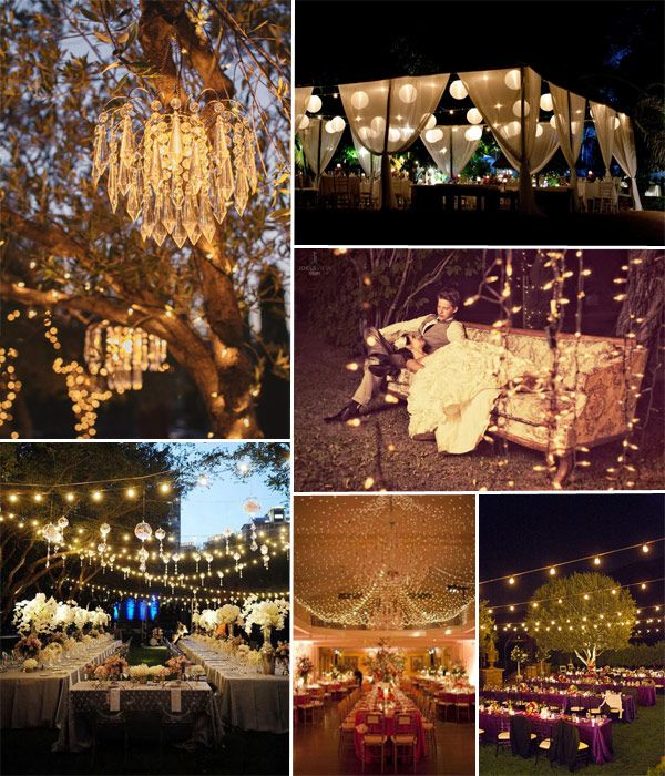 Evening Wedding Ideas and Inspiration   http://www.vponsalewedding.co.uk/evening-wedding-ideas-and-inspiration/
