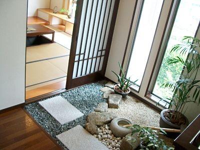 Indoor Zen Garden Ideas japan rock garden idea with tree in centre indoor zen Indoor Japanese Garden