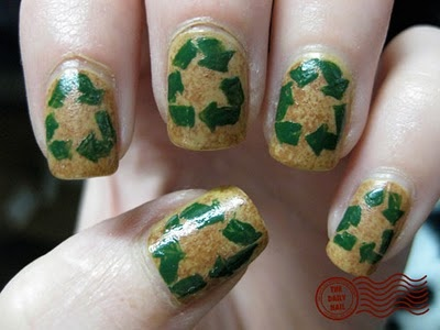 even better than a green thumb- recycling at your fingertips!