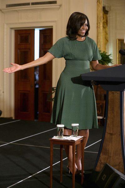 Michelle Obama Photos - First Lady Michelle Obama Hosts Event Marking New Year Celebration of Nowruz - Zimbio